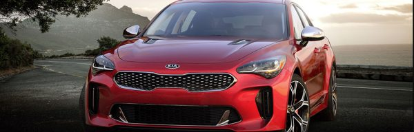 2021 Kia Stinger Overview in Raleigh, NC